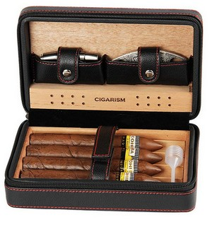 CIGARISM Cigar Case review