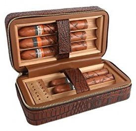 Best Cigar Travel Case - Buyer's Guide and Review